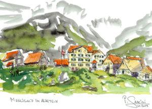 Meglisalp im Alpstein