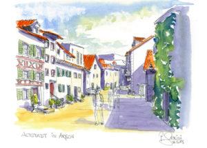 Altstadt in Arbon
