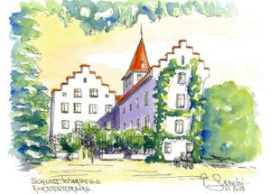 Schloss Wartegg im Rorschacherberg