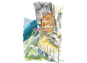 Gasthaus Aescher im Alpstein