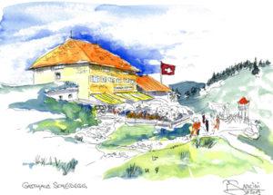 Scheidegg im Alpstein