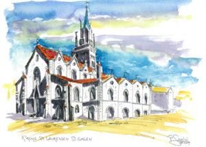 St. Laurenzenkirche in St. Gallen